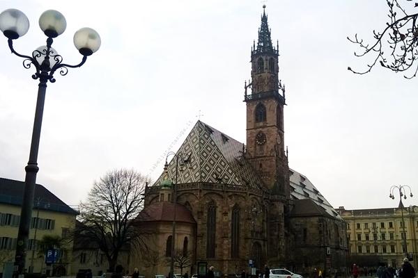 Duomo di Bolzano Renon