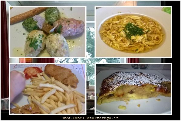 Altopiano Renon pranzo