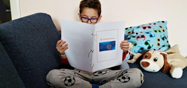 come spiegare il coronavirus e virus ai bambini