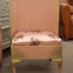 Bedroom Chairs And Ottomans John Deere Chair F403 S Charming Vintage Pink Ottoman