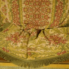 Pink Sofa Dating Uk Large Square B870/s -divine Antique French Roses Tapestry Tablecloth ...