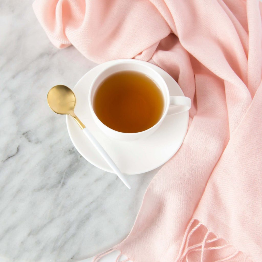 have yourself a cup of tea while you think about what you want to write in your travel blog