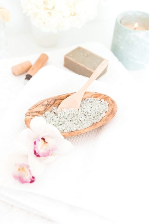 Spa Day at Home: Ideas for DIY homemade Spa  