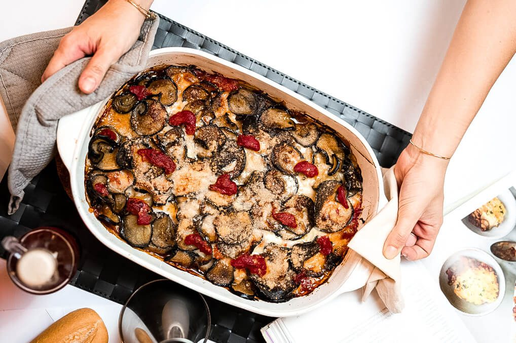 How to Make Authentic Parmigiana di Melanzane