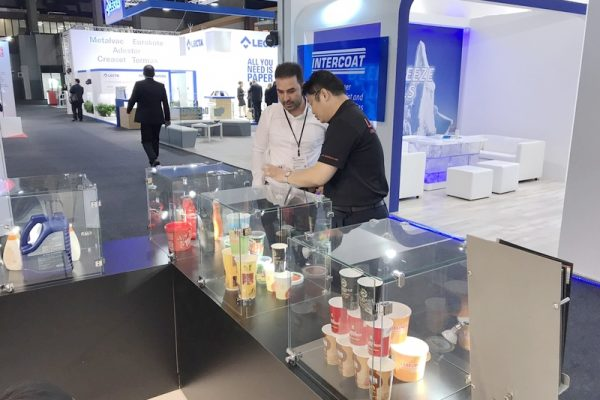 LABELMEN is participated in LABELEXPO 2017