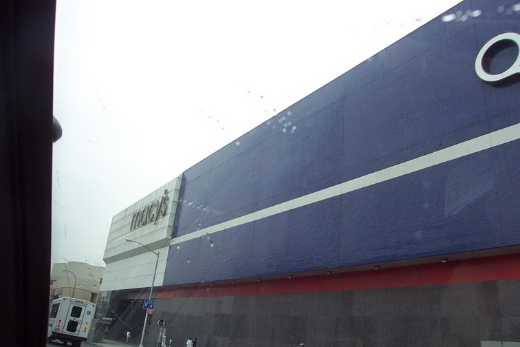 Queens Center New York New York  Labelscar