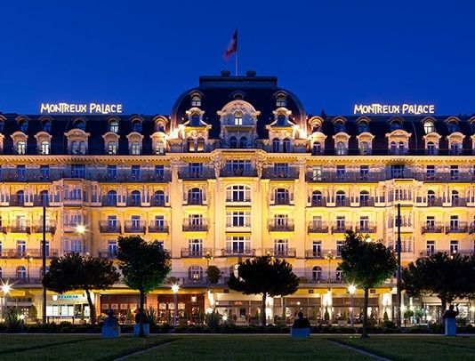 Meetup 15 June 2018 – Montreux Palace – Switzerland