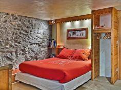 cosy room marmottes La Bergerie B&B