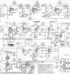 schematic of the crv 59aae iconoscope camera 2500x1300 956kb  [ 2516 x 1311 Pixel ]
