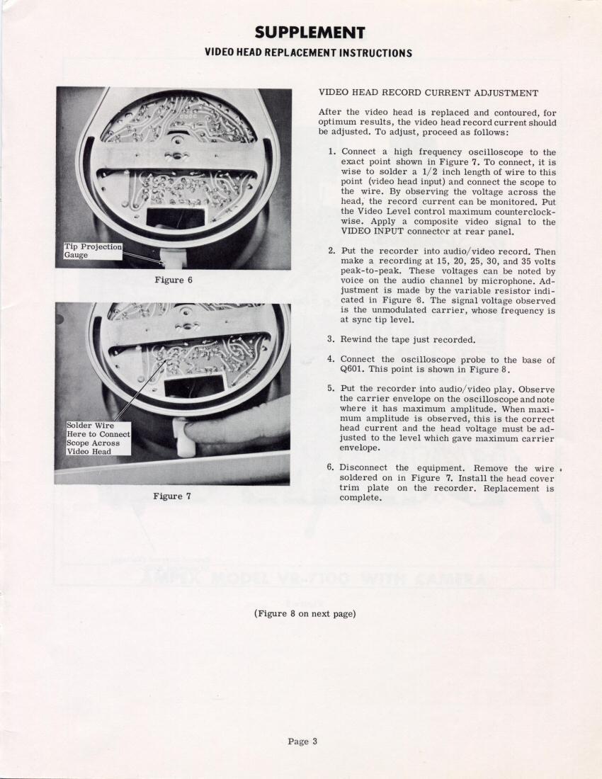 LabGuy's World: Ampex VR-7000 Operator's Manual