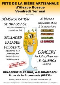 Brasserie artisanales alsaciennes