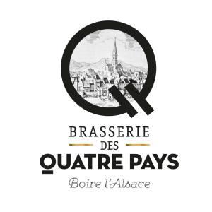 Brasserie des 4 pays - logo