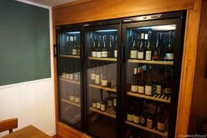 Le café des sports - caves à vin