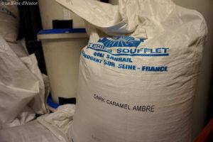 Brasserie La Souffel - Sac de malt