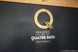 Brasserie des Quatre Pays - logo