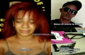 """Brenda María y """"Maloco"""""""