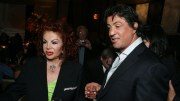 Sylvester Stallone y Jackie