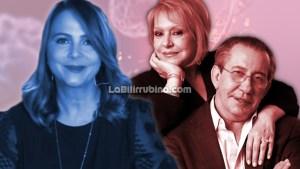 Nuria Piera, Nancy Álvarez y Álvaro Skupin