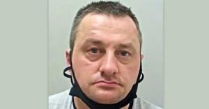 Shane Waters (Foto: Policía de Lancashire)