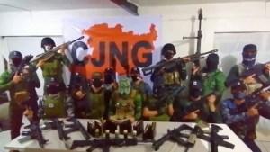 Cártel Jalisco Nueva Generación (CJNG)