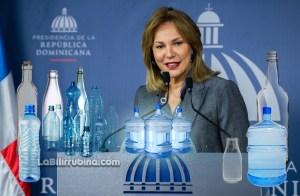 Milagros Germán, vocera de la Presidencia