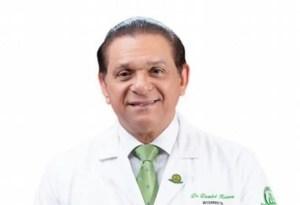 Daniel Enrique de Jesús Rivera Reyes, nuevo ministro de Salud Pública