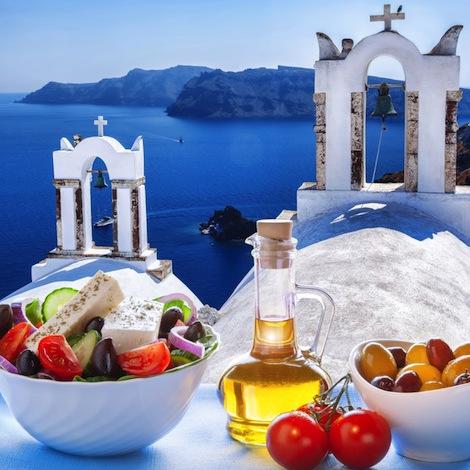 Cucina della Grecia  La Biolca