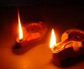 candele per i rituali di astarte