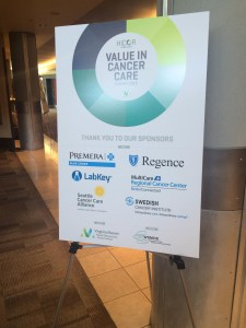 Value in Cancer Care Welcome