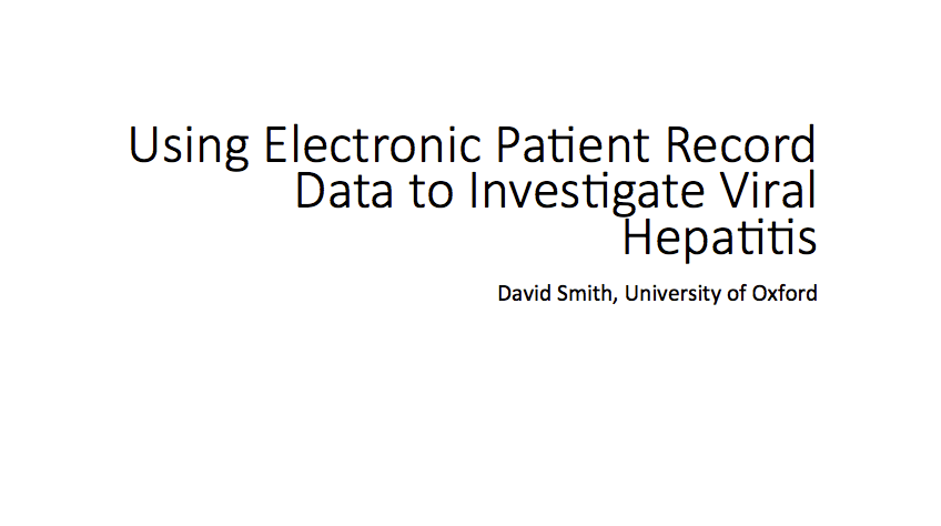 Integrating Clinical and Laboratory Data from NHS Hospitals Using LabKey Server for Viral Hepatitis Research