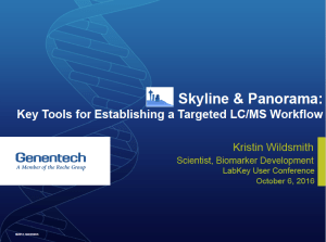 Kristin Wildsmith, Genentech, Skyline & Panorama