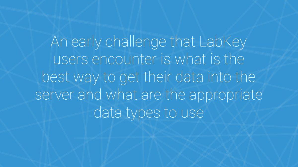 LabKey Data Models-LKEUC-04172018 2