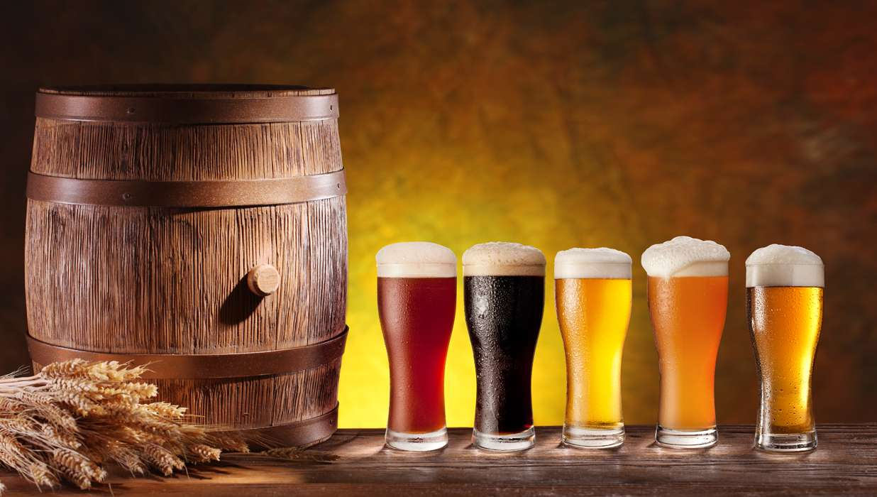 hight resolution of the science of craft beer