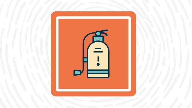 science laboratory safety symbols