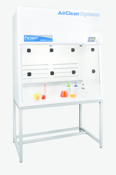 AirClean® Systems ductless polypropylene fume hoods