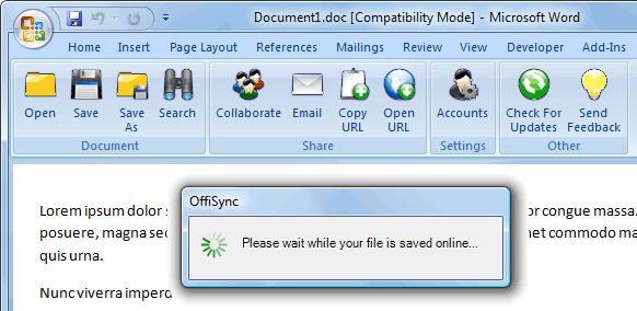 save document online
