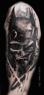 Done at St Gall Tattoo Convention 2015