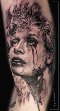 Done at Tattoo Ink Explosion 2015