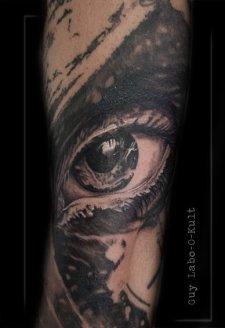 Eye Detail View