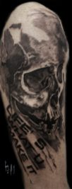 Done at Evian Tattoo Show 2016