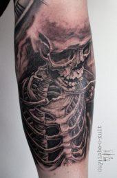 Skeleton 2016