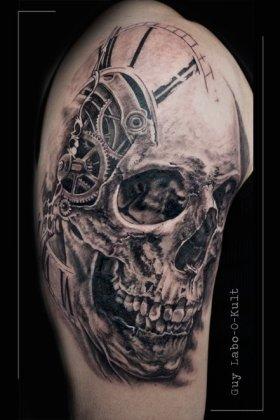 Clock - O-Skull 2016