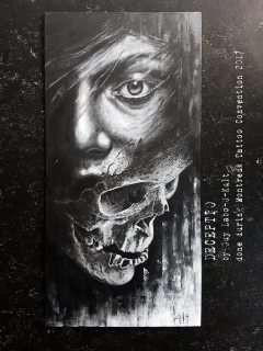 Deceptio | Acrylpainting by Guy Labo-O-Kult