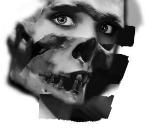 """""""Eye Skull"""" - idea for a tattoo wannado"""
