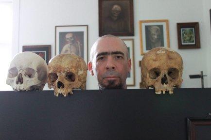 Guy Skulls by Ka L-O-K