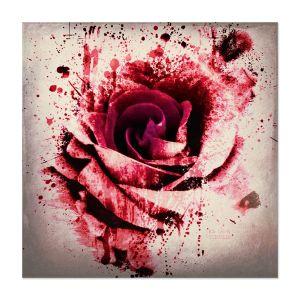 "GraphiKArt ""Rose"" by Ka L-O-K | Fine Art Canvas Print"