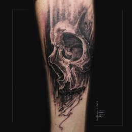 Tattoo done at Tattoo Ink Explosion, Mönchengaldbach, Germany - 2017