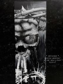 """Resurgere"" - Originalbild Guy Labo-O-Kult (Acryl auf Leinwandkarton)"
