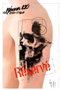 "RESERVED Wanna DO ""Le crâne à la côte"" - Guy Labo-O-Kult"