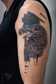 Cover Up - Crow | Guy Labo-O-Kult